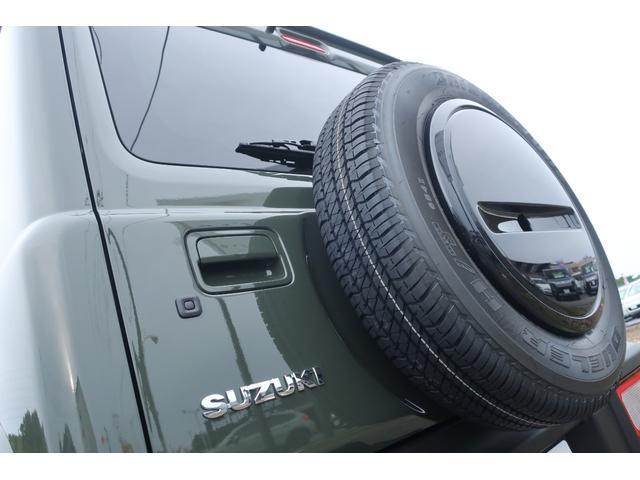 XC 届出済未使用車 陸送費無料 1.5インチリフトアップ 新品16インチホイール 新品ジオランダーM/Tタイヤ カスタムフロントグリル LEDヘッドライト スマートキー  シートヒーター(75枚目)