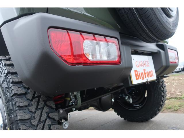 XC 届出済未使用車 陸送費無料 1.5インチリフトアップ 新品16インチホイール 新品ジオランダーM/Tタイヤ カスタムフロントグリル LEDヘッドライト スマートキー  シートヒーター(76枚目)