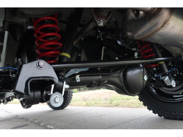 XC 届出済未使用車 陸送費無料 1.5インチリフトアップ 新品16インチホイール 新品ジオランダーM/Tタイヤ カスタムフロントグリル LEDヘッドライト スマートキー  シートヒーター(78枚目)