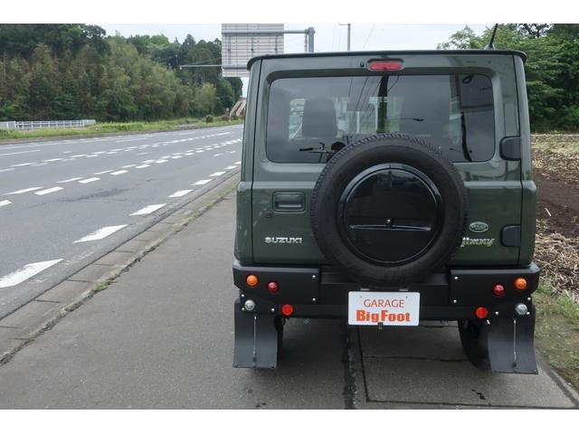 XC 4WD DAMD LITTLE-DコンプリートKIT 社外新品16INAW 新品TOYOタイヤ KENWOODナビ Bluetooth USB接続 届出済未使用車 レーンアシスト ダウンヒルアシスト(4枚目)
