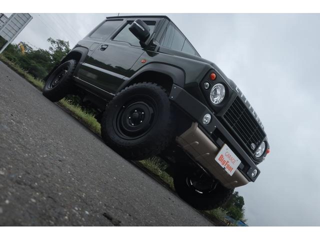 XC 4WD DAMD LITTLE-DコンプリートKIT 社外新品16INAW 新品TOYOタイヤ KENWOODナビ Bluetooth USB接続 届出済未使用車 レーンアシスト ダウンヒルアシスト(5枚目)