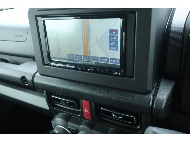 XC 4WD DAMD LITTLE-DコンプリートKIT 社外新品16INAW 新品TOYOタイヤ KENWOODナビ Bluetooth USB接続 届出済未使用車 レーンアシスト ダウンヒルアシスト(35枚目)
