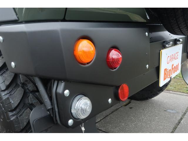 XC 4WD DAMD LITTLE-DコンプリートKIT 社外新品16INAW 新品TOYOタイヤ KENWOODナビ Bluetooth USB接続 届出済未使用車 レーンアシスト ダウンヒルアシスト(64枚目)