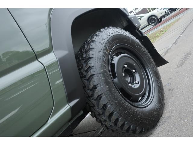 XC 4WD DAMD LITTLE-DコンプリートKIT 社外新品16INAW 新品TOYOタイヤ KENWOODナビ Bluetooth USB接続 届出済未使用車 レーンアシスト ダウンヒルアシスト(69枚目)