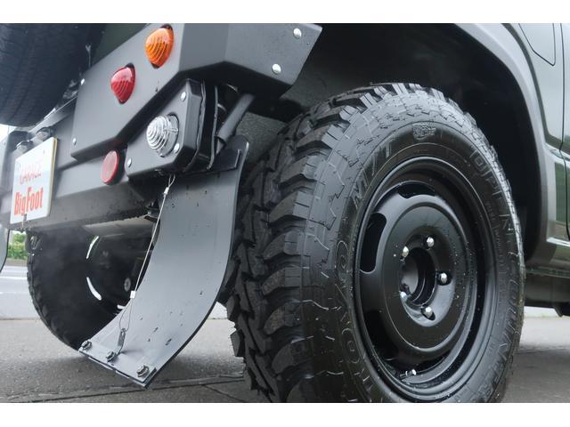 XC 4WD DAMD LITTLE-DコンプリートKIT 社外新品16INAW 新品TOYOタイヤ KENWOODナビ Bluetooth USB接続 届出済未使用車 レーンアシスト ダウンヒルアシスト(71枚目)