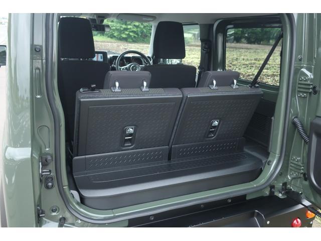XC 4WD DAMD LITTLE-DコンプリートKIT 社外新品16INAW 新品TOYOタイヤ KENWOODナビ Bluetooth USB接続 届出済未使用車 レーンアシスト ダウンヒルアシスト(72枚目)
