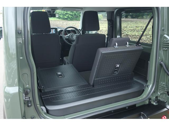 XC 4WD DAMD LITTLE-DコンプリートKIT 社外新品16INAW 新品TOYOタイヤ KENWOODナビ Bluetooth USB接続 届出済未使用車 レーンアシスト ダウンヒルアシスト(73枚目)