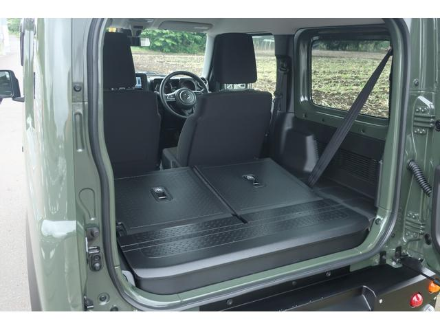 XC 4WD DAMD LITTLE-DコンプリートKIT 社外新品16INAW 新品TOYOタイヤ KENWOODナビ Bluetooth USB接続 届出済未使用車 レーンアシスト ダウンヒルアシスト(74枚目)