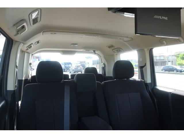 D パワーパッケージ 4WD アルパイン9インチSDナビ 10インチフリップダウンリアモニター フルセグ バックカメラ ETC 新品16インチAW 新品M/Tタイヤ 両側電動スライドドア  シートヒーター  スマートキー(31枚目)