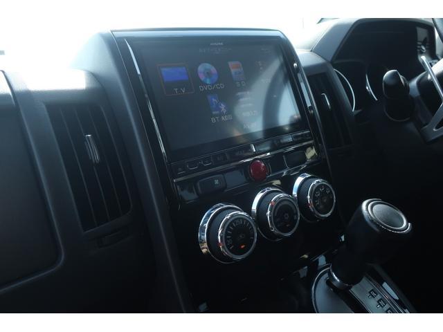 D パワーパッケージ 4WD アルパイン9インチSDナビ 10インチフリップダウンリアモニター フルセグ バックカメラ ETC 新品16インチAW 新品M/Tタイヤ 両側電動スライドドア  シートヒーター  スマートキー(41枚目)