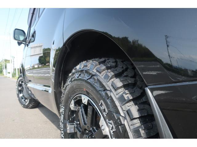 D パワーパッケージ 4WD アルパイン9インチSDナビ 10インチフリップダウンリアモニター フルセグ バックカメラ ETC 新品16インチAW 新品M/Tタイヤ 両側電動スライドドア  シートヒーター  スマートキー(75枚目)