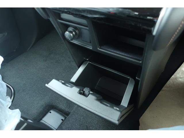 ジャスパー 4WD 登録済未使用車 1.5インチリフトUP オーバーフェンダー サイドステップ 新品16インチAW 新品MTタイヤ 10インチアンドロイドモニター 両側電動スライドドア LEDライト 衝突被害軽減(47枚目)