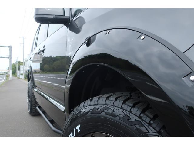 ジャスパー 4WD 登録済未使用車 1.5インチリフトUP オーバーフェンダー サイドステップ 新品16インチAW 新品MTタイヤ 10インチアンドロイドモニター 両側電動スライドドア LEDライト 衝突被害軽減(68枚目)