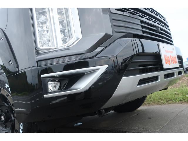 ジャスパー 4WD 登録済未使用車 1.5インチリフトUP オーバーフェンダー サイドステップ 新品16インチAW 新品MTタイヤ 10インチアンドロイドモニター 両側電動スライドドア LEDライト 衝突被害軽減(69枚目)