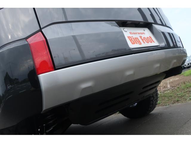 ジャスパー 4WD 登録済未使用車 1.5インチリフトUP オーバーフェンダー サイドステップ 新品16インチAW 新品MTタイヤ 10インチアンドロイドモニター 両側電動スライドドア LEDライト 衝突被害軽減(76枚目)