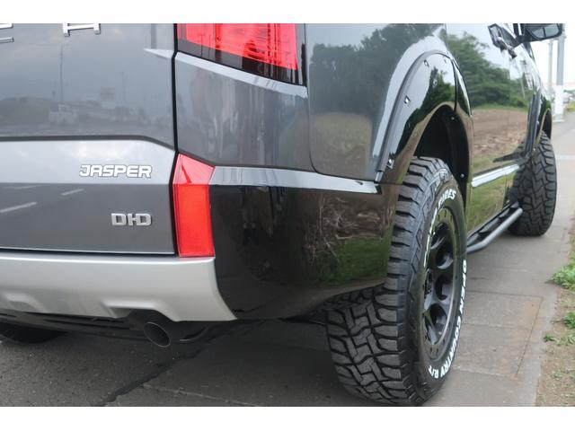 ジャスパー 4WD 登録済未使用車 1.5インチリフトUP オーバーフェンダー サイドステップ 新品16インチAW 新品MTタイヤ 10インチアンドロイドモニター 両側電動スライドドア LEDライト 衝突被害軽減(78枚目)