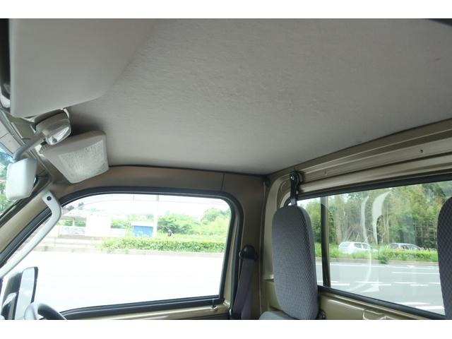 エクストラ 4WD LEDヘッドライト 新品14インチアルミホイール 新品オープンカントリーR/T パワステ エアコン エアバッグ パワーウィンドウ キーレスエントリー 荷台作業灯 純正CDオーディオ(18枚目)
