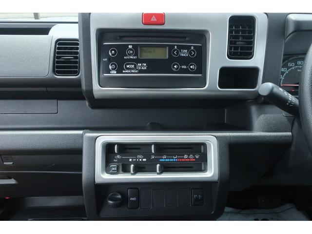 エクストラ 4WD LEDヘッドライト 新品14インチアルミホイール 新品オープンカントリーR/T パワステ エアコン エアバッグ パワーウィンドウ キーレスエントリー 荷台作業灯 純正CDオーディオ(28枚目)