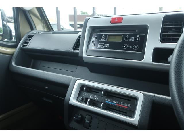 エクストラ 4WD LEDヘッドライト 新品14インチアルミホイール 新品オープンカントリーR/T パワステ エアコン エアバッグ パワーウィンドウ キーレスエントリー 荷台作業灯 純正CDオーディオ(34枚目)