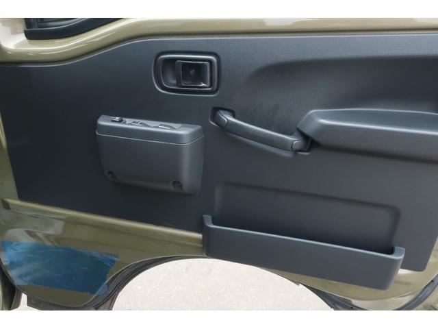 エクストラ 4WD LEDヘッドライト 新品14インチアルミホイール 新品オープンカントリーR/T パワステ エアコン エアバッグ パワーウィンドウ キーレスエントリー 荷台作業灯 純正CDオーディオ(43枚目)