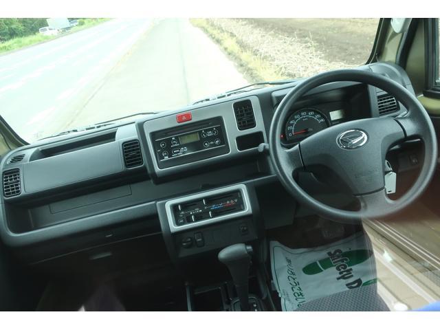 エクストラ 4WD LEDヘッドライト 新品14インチアルミホイール 新品オープンカントリーR/T パワステ エアコン エアバッグ パワーウィンドウ キーレスエントリー 荷台作業灯 純正CDオーディオ(44枚目)