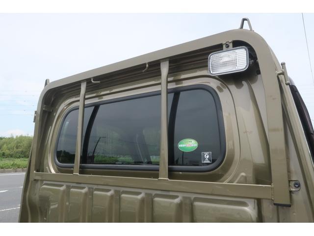 エクストラ 4WD LEDヘッドライト 新品14インチアルミホイール 新品オープンカントリーR/T パワステ エアコン エアバッグ パワーウィンドウ キーレスエントリー 荷台作業灯 純正CDオーディオ(70枚目)