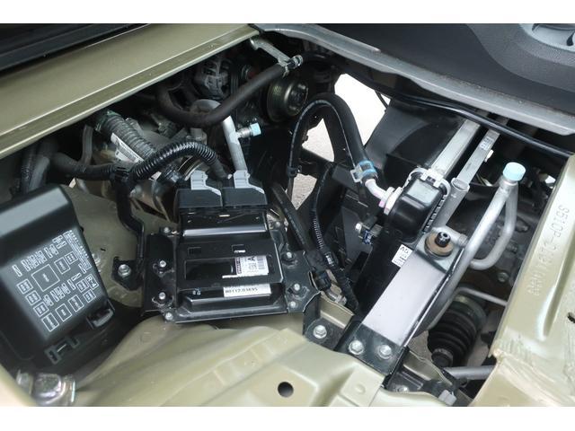 エクストラ 4WD LEDヘッドライト 新品14インチアルミホイール 新品オープンカントリーR/T パワステ エアコン エアバッグ パワーウィンドウ キーレスエントリー 荷台作業灯 純正CDオーディオ(79枚目)