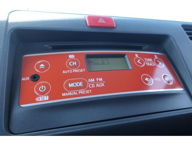 スタンダード 4WD 4速AT 新品14インチAW 新品タイヤトーヨーオープンカントリー 純正CDオーディオ AUX 荷台マット新品 アオリガード新品 ETC パワステ エアコン  運転席エアバッグ(10枚目)