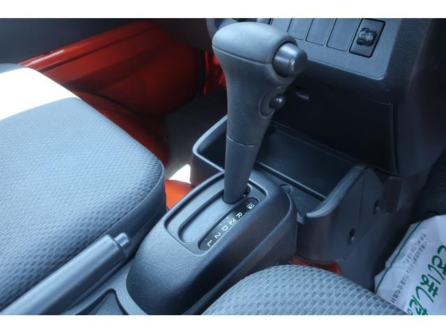 スタンダード 4WD 4速AT 新品14インチAW 新品タイヤトーヨーオープンカントリー 純正CDオーディオ AUX 荷台マット新品 アオリガード新品 ETC パワステ エアコン  運転席エアバッグ(11枚目)