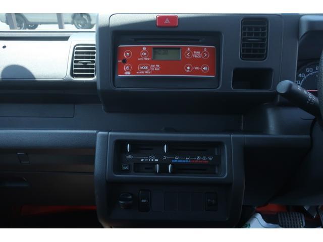 スタンダード 4WD 4速AT 新品14インチAW 新品タイヤトーヨーオープンカントリー 純正CDオーディオ AUX 荷台マット新品 アオリガード新品 ETC パワステ エアコン  運転席エアバッグ(31枚目)