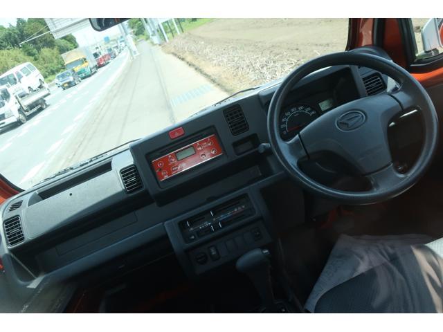 スタンダード 4WD 4速AT 新品14インチAW 新品タイヤトーヨーオープンカントリー 純正CDオーディオ AUX 荷台マット新品 アオリガード新品 ETC パワステ エアコン  運転席エアバッグ(48枚目)