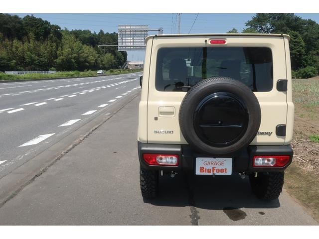 XL 4WD リフトアップ 新品16インチホイール 新品ジオランダーMTタイヤ レーンアシスト 衝突被害軽減ブレーキ ダウンヒルアシスト カロッツェリアSDナビ 地デジ バックカメラ  シートヒーター(4枚目)