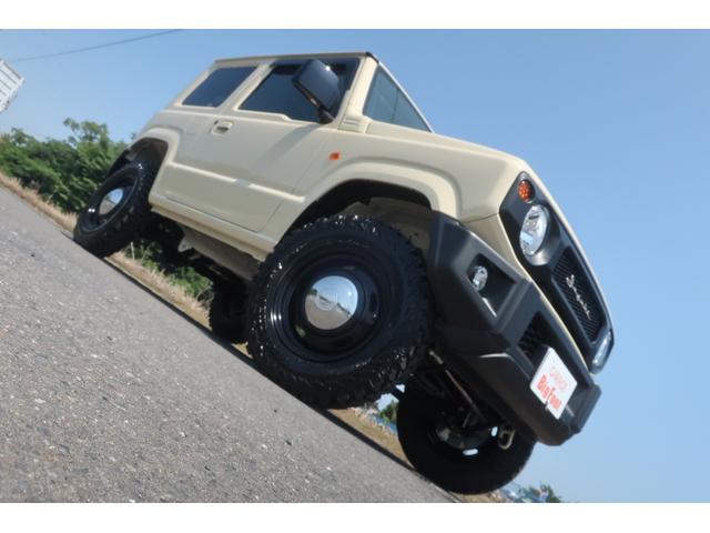 XL 4WD リフトアップ 新品16インチホイール 新品ジオランダーMTタイヤ レーンアシスト 衝突被害軽減ブレーキ ダウンヒルアシスト カロッツェリアSDナビ 地デジ バックカメラ  シートヒーター(5枚目)