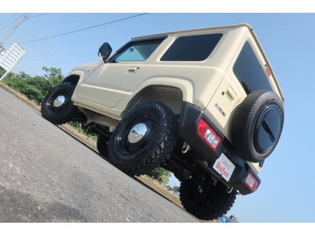XL 4WD リフトアップ 新品16インチホイール 新品ジオランダーMTタイヤ レーンアシスト 衝突被害軽減ブレーキ ダウンヒルアシスト カロッツェリアSDナビ 地デジ バックカメラ  シートヒーター(6枚目)