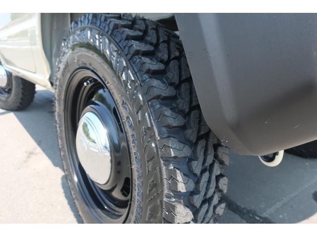 XL 4WD リフトアップ 新品16インチホイール 新品ジオランダーMTタイヤ レーンアシスト 衝突被害軽減ブレーキ ダウンヒルアシスト カロッツェリアSDナビ 地デジ バックカメラ  シートヒーター(75枚目)
