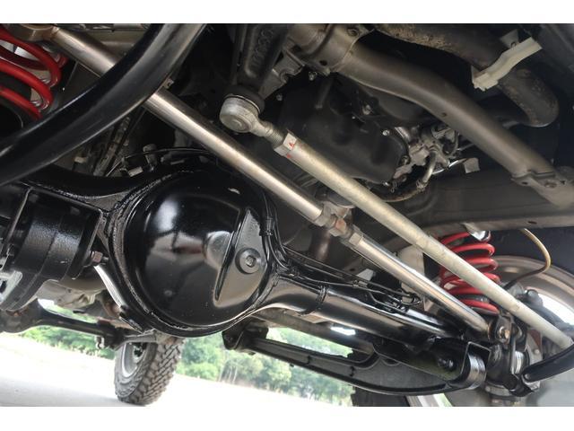 ランドベンチャー 10型 5速マニュアル リフトアップ 新品ジオランダーM/Tタイヤ MBRO製LEDテールランプ 社外マフラー クラリオンSDナビ 地デジ Bluetooth  ETC 黒合皮シート シートヒーター(69枚目)