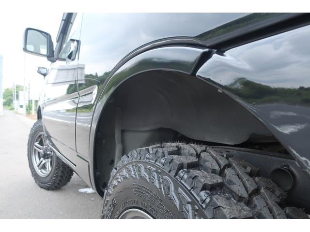 ランドベンチャー 10型 5速マニュアル リフトアップ 新品ジオランダーM/Tタイヤ MBRO製LEDテールランプ 社外マフラー クラリオンSDナビ 地デジ Bluetooth  ETC 黒合皮シート シートヒーター(72枚目)