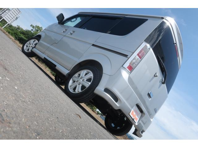 PZターボスペシャル 4WD 両側パワースライドドア ハイルーフ 純正ナビ バックカメラ オートステップ 新品タイヤ シートヒーター ETC オーバーヘッドコンソール キーレス 電動格納ミラー タイミングチェーン(6枚目)