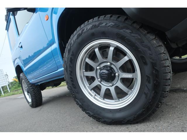 XL 4WD ディスプレイオーディオ JAOSリフトアップキット JAOSショック RAYS16インチアルミ オープンカントリーR/Tタイヤ ジーアイギアルーフラック ジーアイギアリアラダー シートカバー(8枚目)