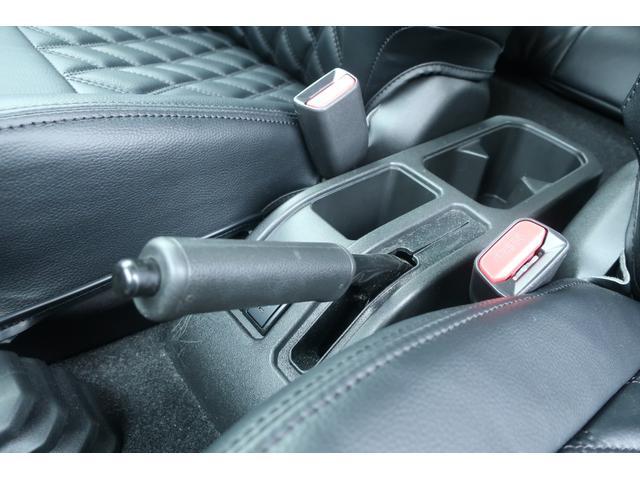 XL 4WD ディスプレイオーディオ JAOSリフトアップキット JAOSショック RAYS16インチアルミ オープンカントリーR/Tタイヤ ジーアイギアルーフラック ジーアイギアリアラダー シートカバー(43枚目)
