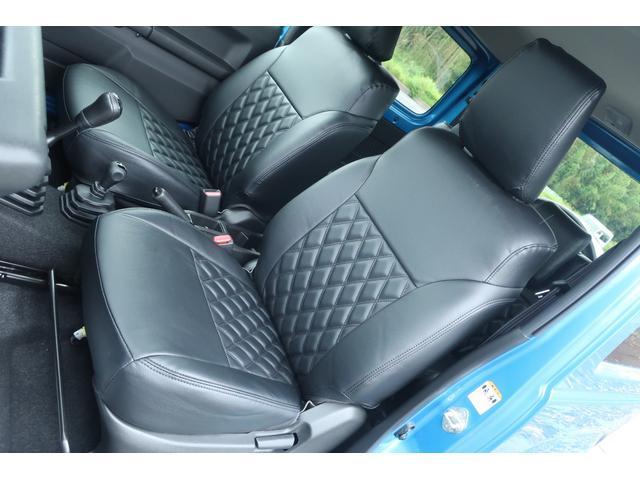 XL 4WD ディスプレイオーディオ JAOSリフトアップキット JAOSショック RAYS16インチアルミ オープンカントリーR/Tタイヤ ジーアイギアルーフラック ジーアイギアリアラダー シートカバー(51枚目)