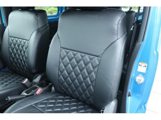 XL 4WD ディスプレイオーディオ JAOSリフトアップキット JAOSショック RAYS16インチアルミ オープンカントリーR/Tタイヤ ジーアイギアルーフラック ジーアイギアリアラダー シートカバー(53枚目)