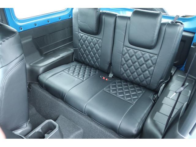 XL 4WD ディスプレイオーディオ JAOSリフトアップキット JAOSショック RAYS16インチアルミ オープンカントリーR/Tタイヤ ジーアイギアルーフラック ジーアイギアリアラダー シートカバー(54枚目)