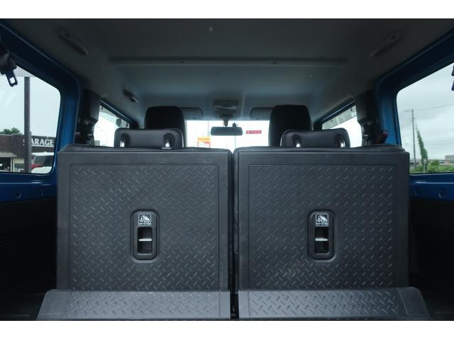 XL 4WD ディスプレイオーディオ JAOSリフトアップキット JAOSショック RAYS16インチアルミ オープンカントリーR/Tタイヤ ジーアイギアルーフラック ジーアイギアリアラダー シートカバー(58枚目)