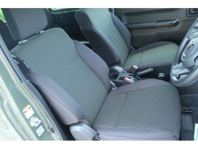 XL 4WD リフトアップ XC用16インチAW 社外フロントグリル 新品ジオランダー スズキセーフティーサポート シートヒーター オーディオレス ダウンヒルアシスト(11枚目)