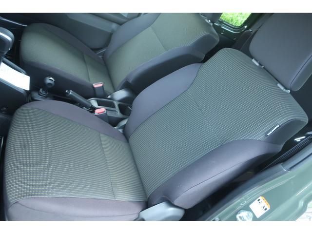XL 4WD リフトアップ XC用16インチAW 社外フロントグリル 新品ジオランダー スズキセーフティーサポート シートヒーター オーディオレス ダウンヒルアシスト(14枚目)