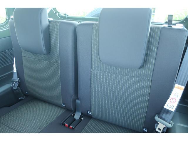 XL 4WD リフトアップ XC用16インチAW 社外フロントグリル 新品ジオランダー スズキセーフティーサポート シートヒーター オーディオレス ダウンヒルアシスト(17枚目)