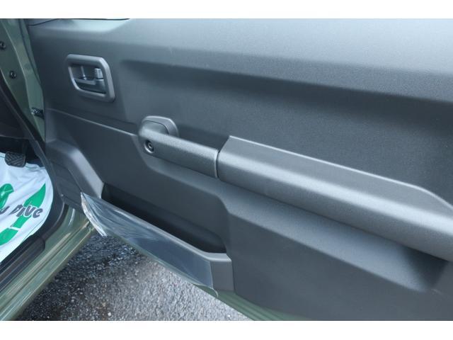 XL 4WD リフトアップ XC用16インチAW 社外フロントグリル 新品ジオランダー スズキセーフティーサポート シートヒーター オーディオレス ダウンヒルアシスト(23枚目)