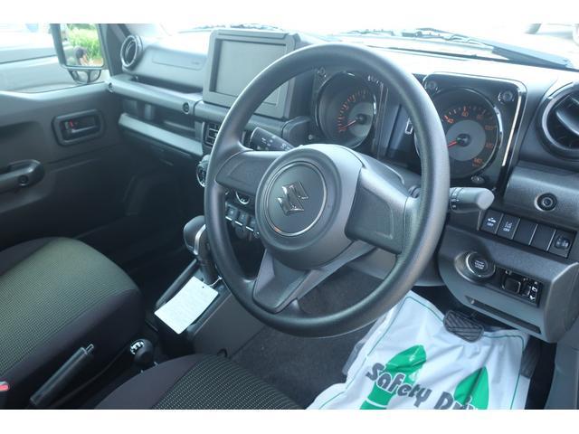 XL 4WD リフトアップ XC用16インチAW 社外フロントグリル 新品ジオランダー スズキセーフティーサポート シートヒーター オーディオレス ダウンヒルアシスト(24枚目)