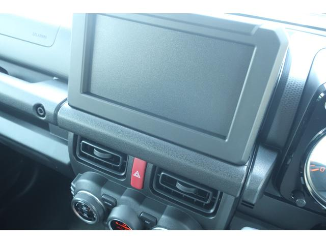 XL 4WD リフトアップ XC用16インチAW 社外フロントグリル 新品ジオランダー スズキセーフティーサポート シートヒーター オーディオレス ダウンヒルアシスト(31枚目)